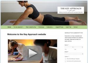 Key Approach Screenshot
